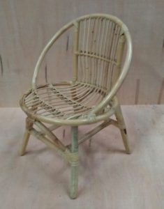 Rattan Chair for Kid