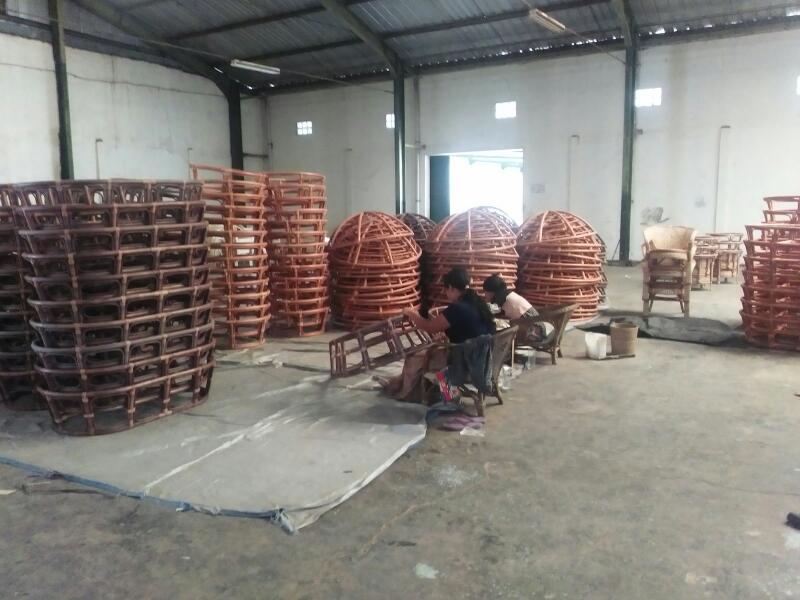 Rattan Furniture Cirebon