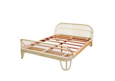 Rattan Bed 2